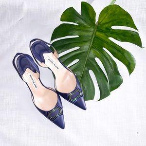 New Manolo Blahnik shoes sz 39 9